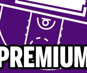 Pizarra táctica baloncesto personalizada PREMIUM