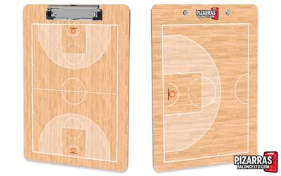 Pizarra EXPRESS24H neutro y neutro FIBA